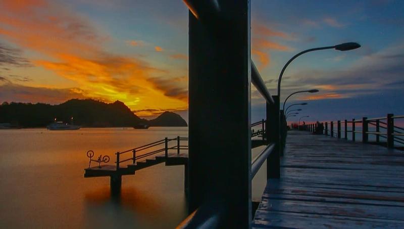 9 Tempat Sunset Terbaik di Labuan Bajo 2020