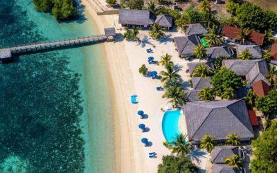 Pulau Seraya Tempat Mistis jadi Surga Dunia